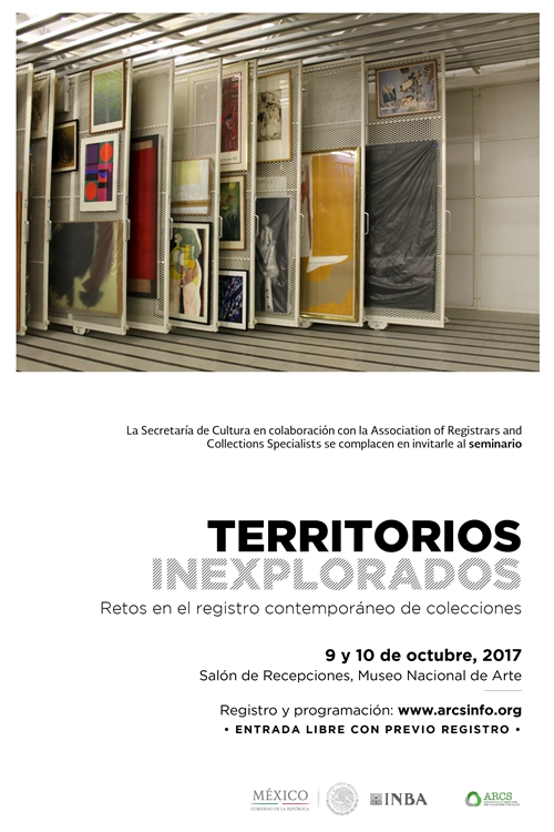 Included Are Two Full Days Of Commentary, Discussion, And Debate By Top  Mexican And International Collections Specialists About The Contemporary  Challenges ...